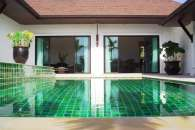 Luxury 3 Bedroom Pool Villas